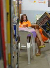 Projeto Livro Aberto está presente em 15 unidades prisionais
