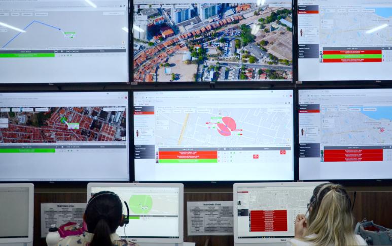 Sejus chega a duas mil pessoas monitoradas eletronicamente