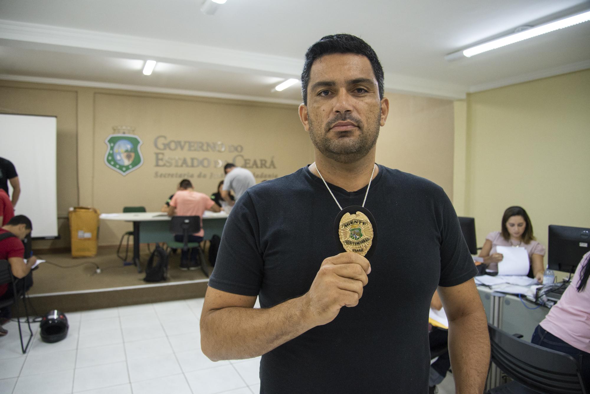SAP dá posse a mais 220 agentes penitenciários