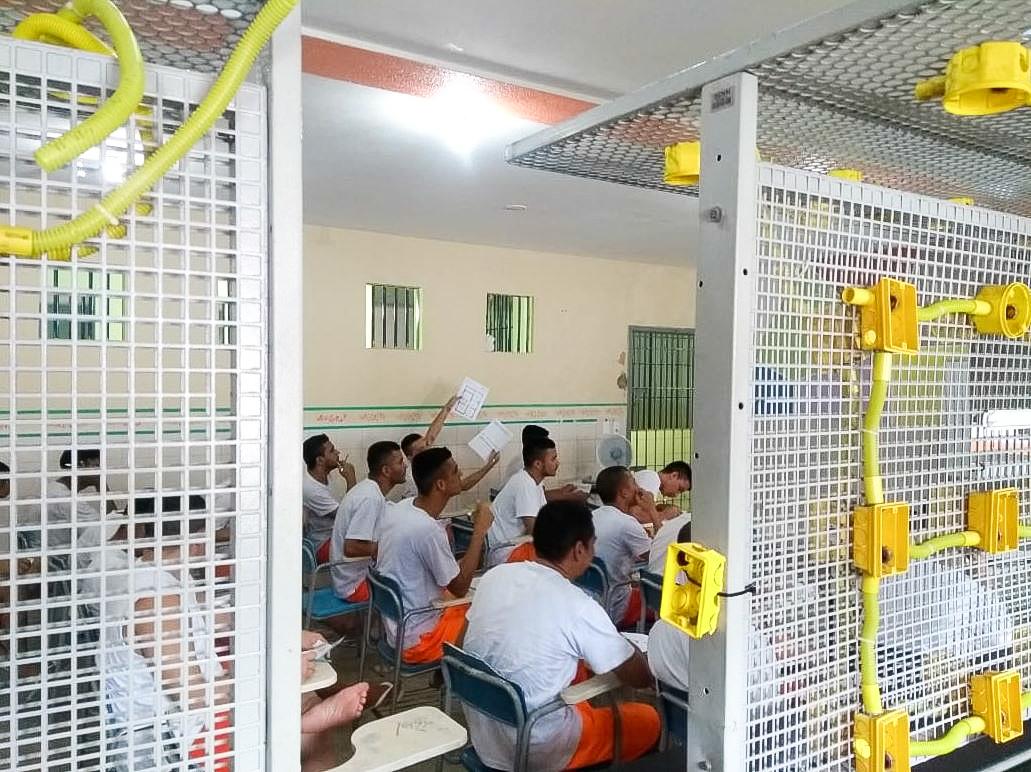 SAP e SENAI abrem quatro mil vagas de cursos profissionalizantes para internos