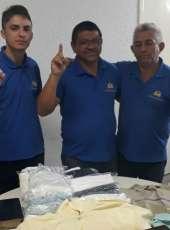Detentos da maior unidade prisional do Ceará recebem doação de roupas