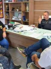 PCC'S do Sistema Penitenciário é tema de reunião entre Secretário e Sindasp