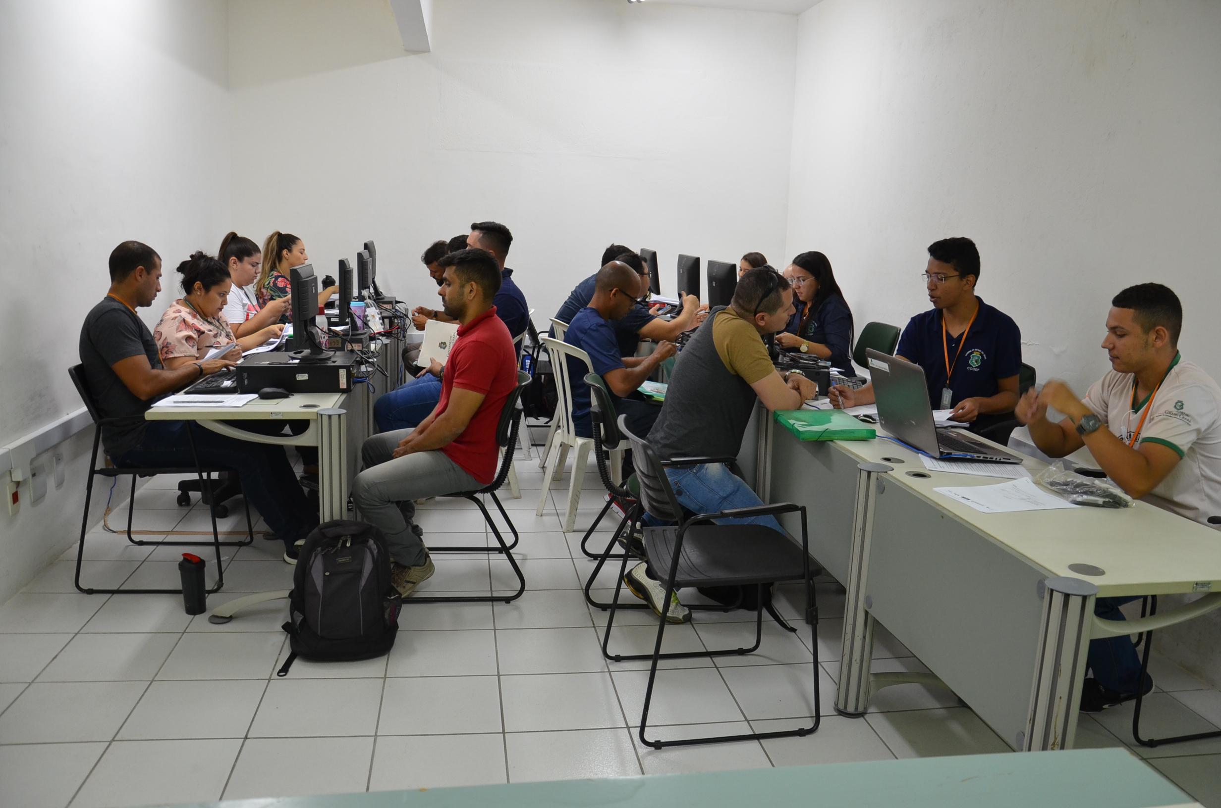 SAP convoca agentes penitenciários para a realização de perícia médica