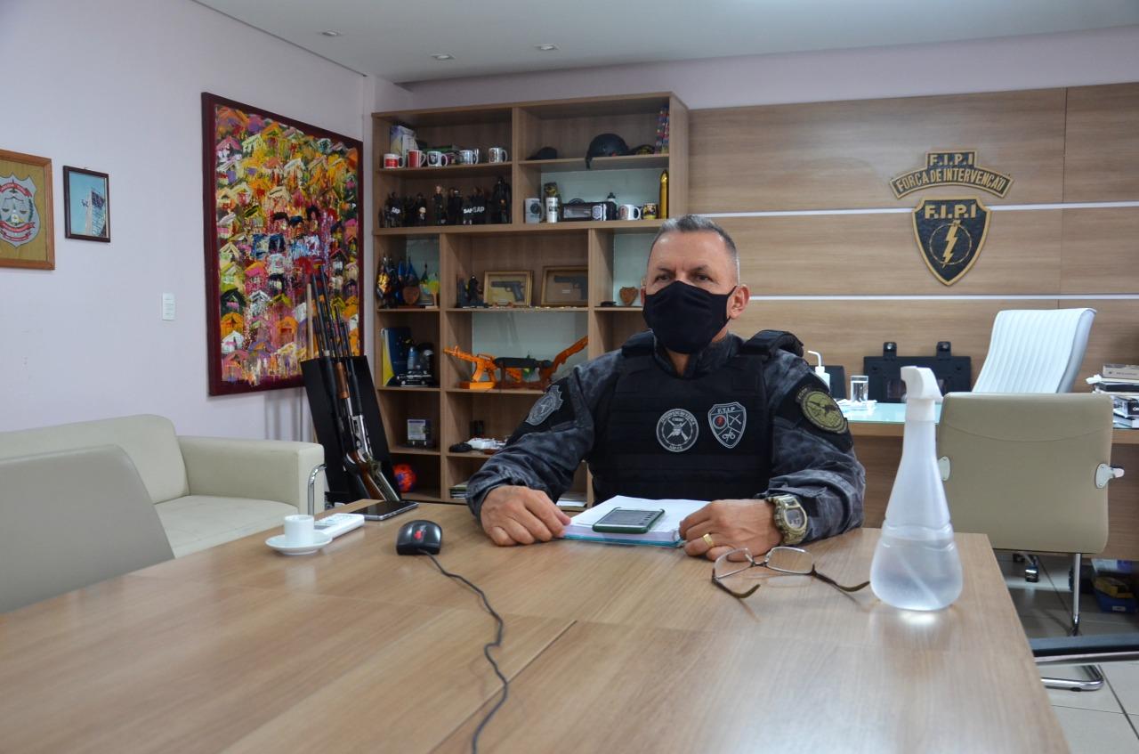 Ceará assina acordo de cooperação técnica com MJSP para forças-tarefas contra o crime