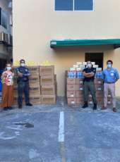 SAP recebe doação contra Covid-19 da Cruz Vermelha Internacional